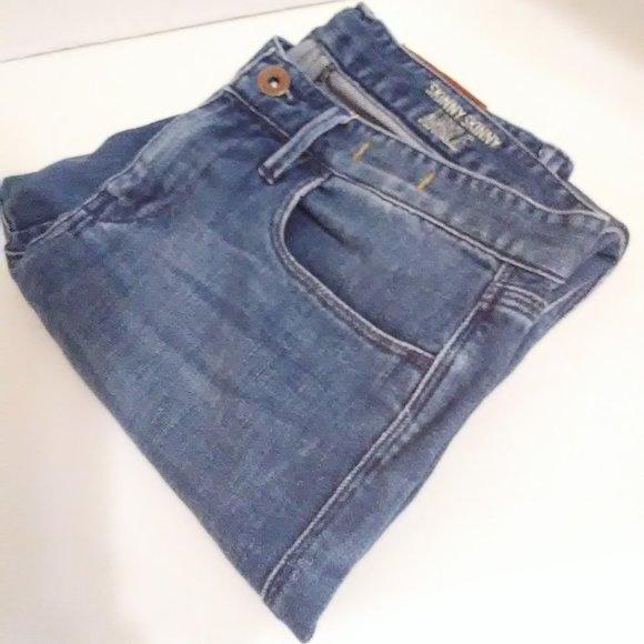 Madewell Denim Jeans Skinny Skinny Ankle Jeans 28